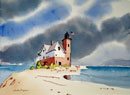 """Round Island Light"" by Jack Dyer"