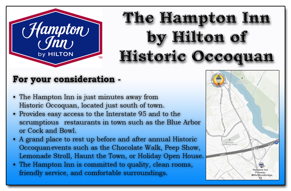 The Hampton Inn by Hilton of Historic Occoquan
