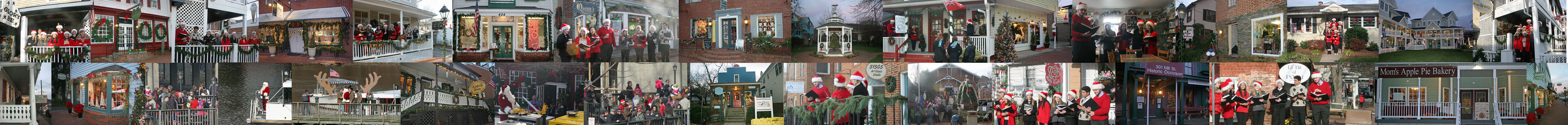 Christmas in Historic Occoquan