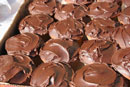 Delicious Chocolate covered cupcakes